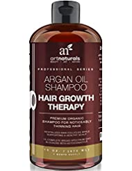 Art Naturals Sulfate Free Organic Argan Oil Hair Loss...