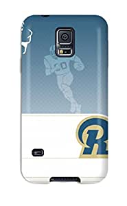 st louisams NFL Sports & Colleges newest Samsung Galaxy S5 cases
