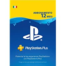 -25% su PlayStation Plus Abbonamento 12 Mesi