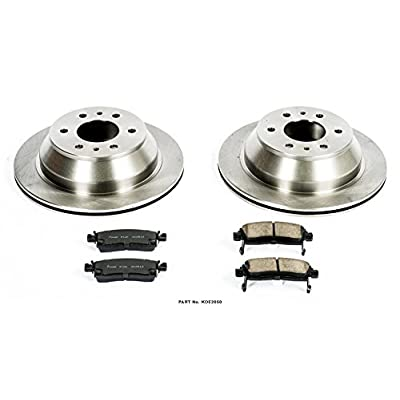 Autospecialty KOE2050 1-Click OE Replacement Brake Kit: Automotive