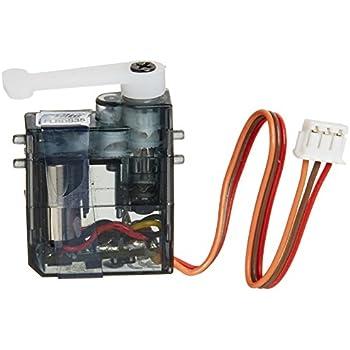 NEW E-Flite 7.6-Gram Sub-Micro Digital Tail Servo 450 3D 450 X FREE US SHIP