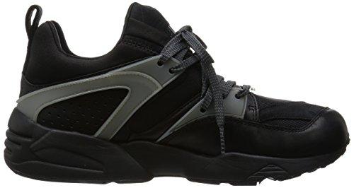 Of Black Cuir Baskets Unisex Blaze Sneakers Glory Puma Noir BOx76pn