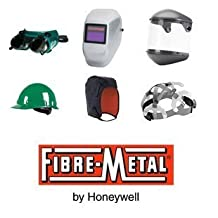 Fibre-Metal Roughneck White Fiberglass Cap Style Hard Hat - 8-Point Suspension - Tab Lok Adjustment - Strip-Proof - P2AW01A000 [PRICE is per EACH] by Fibre-Metal