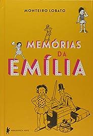 Memórias da Emília: Edição de luxo
