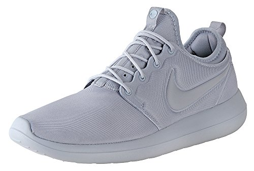 Nike Mænds Roshe To Løbesko Ulv Grå / Wolf Grå-mørkegrå 9SS3XxGs