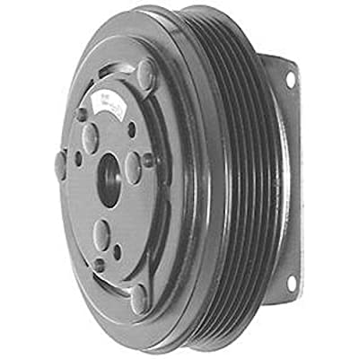 "AirSource 5029 A/C Clutch (5 3/8""Dia 8 Groove 1Wire): Automotive"