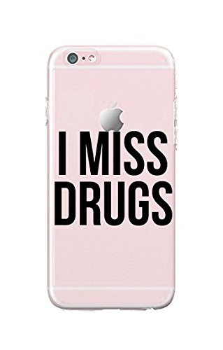 Amazoncom Iphone 5iphone 5s Durable Slim Case I Miss Drug