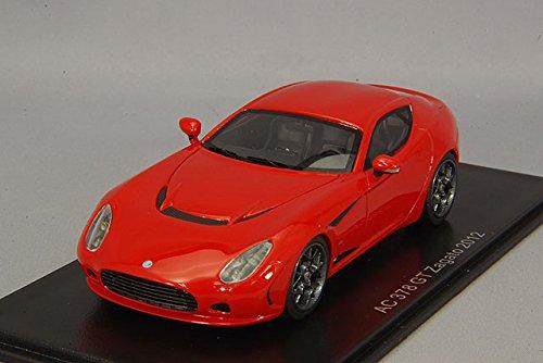 Ac 378 GT ZAGATO, Rosso, 2012, vettura, pronti all'uso, NEO 1 43