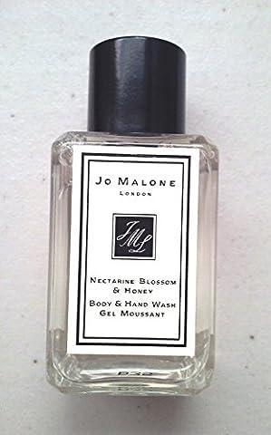 Jo Malone Nectarine Blossom & Honey Body & Hand Wash (Travel Size) 0.5 oz / 15 ml - Honey Nectarine