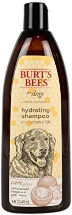 Dog Grooming: Burt's Bees Hydrating Shampoo