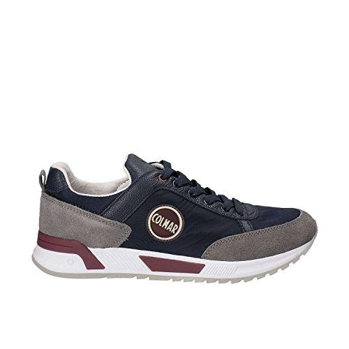 TRAVIS 43 Sneakers O Uomo Colmar Blu AdwwFP1qx