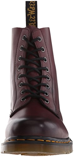 Cherry Rosso Antique Martens Corti Donna Dr 21864411 Stivali Temperley Red dwROX8qY