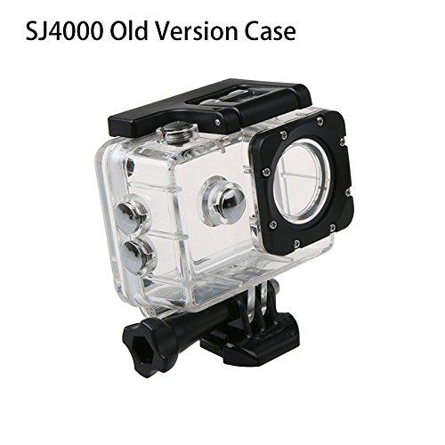 Original SJCAM SJ4000 Accessories Underwater Housing Waterproof Case Diving 30M for SJ4000 Series/SJ7000/SJ8000/SJ9000 Action Camera(Model A)