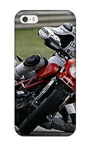 Fashion XjBbOpn14433nAgsu Case Cover For Iphone 5/5s(ducati)