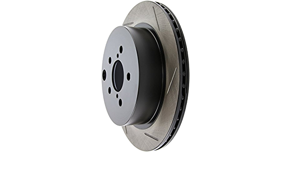 StopTech 126.65137SL Sport Slotted Rotor Left
