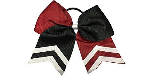 Softball Hair Bows- 6.5
