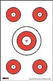 EZ2C Five Bullseye Target