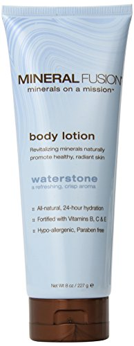 Mineral Fusion Body Lotion, Waterstone, 8 Ounce