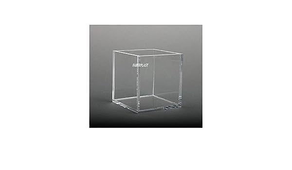Faberplast FB620 - Cubilete, color transparente: Amazon.es: Oficina y papelería