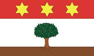 magFlags Large Flag ?ebbu?, Gozo   Landscape Flag   1.35m²   14.5sqft   90x150cm   3x5ft - 100% Made in Germany - Long Lasting Outdoor Flag