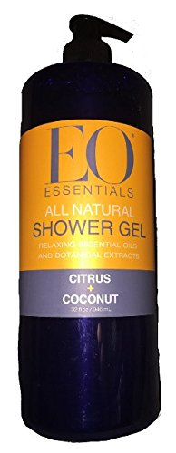 EO Essentials All Natural Shower Gel (citrus coconut, 32 ()