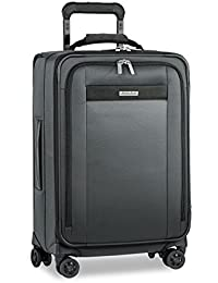 Transcend Tall Carry-on Expandable Spinner, Slate