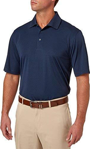 Slazenger Mens Core Golf Polo - Navy, L (Polo Core Top)