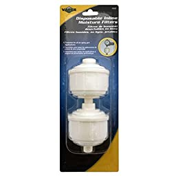 DISPOSABLE AIR LINE FILTERS - 2 PC.