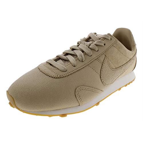 Nike Womens Pre Montreal Racer Pinnacle Running Shoes Beige 8.5 Medium (B,M)