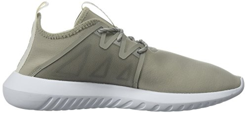 Adidas Originals Women's Tubular VIRAL2 W Sneaker, Sesame/chalk White/White, 11 M US