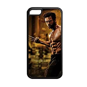 Printing With The Wolverin For Apple 5C Silicone Protective Phone Case For Women Choose Design 6