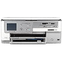 HP Photosmart C8180 All-in-One Color Inkjet Printer w/Built-in CD/DVD Drive