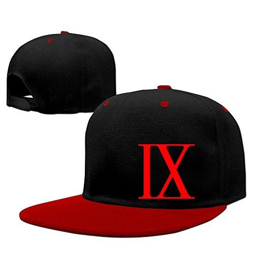 hip-hop-fashion-red-ice-nine-kills-american-metalcore-band-strapback-hat-snapback-capsflatbrim