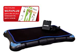 Dreamgear Dgwii-3129 Nintendo Wii Fit Fitboard 3-in-1 Bundle [with Wii Fit Plus Game]