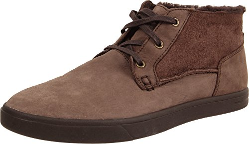 35893e1197a UGG Men's Kramer Washed Capra Choclate Twinface/Leather Boot 11.5 D ...