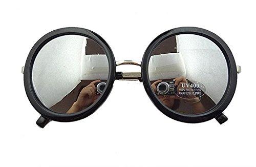 7bdb4b1f6d3 Mercury Mirror Sunglasses Large Round Glasses Prince Lovely Round Frame  Sunglasses. by mei kaidi
