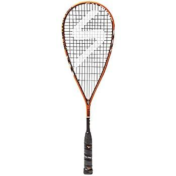 Salming Cannone Pro Squash Racquet (Orange/Black)