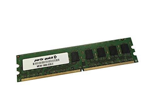 MEM-1900-2GB= 2GB DRAM Memory for Cisco Router 1941 1941W ISR (PARTS-QUICK ® BRAND)