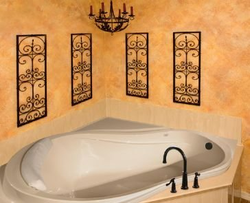 Eclipse Tub Acrylic (Hydro Systems Designer ECL6464AWP Eclipse 64