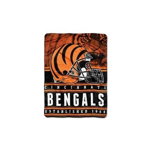 Cincinnati Bengals Blanket Throw - 4