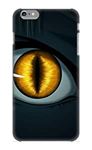 Hot Eccwgm-172-lwcqkoe Anime Claymore Evil Dark Ninja Monster Snake Eyes Yellow Tpu Case Cover Series Compatible With Iphone 6 Plus Kimberly Kurzendoerfer