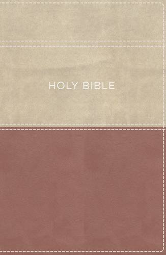 KJV, Apply the Word Study Bible, Large Print, Leathersoft, Pink/Cream, Indexed, Red Letter Edition: Live in His Steps ebook