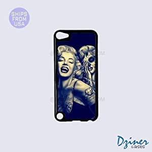 diy zheng Ipod Touch 4 4th Case - Marilyn Monroe iPhone Cover