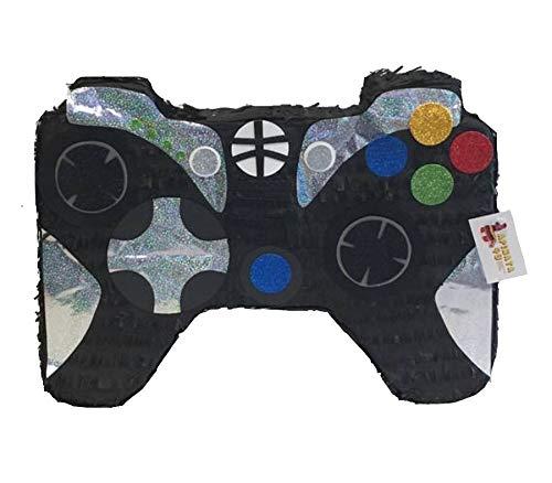 APINATA4U Large Video Game Controller Gamer Party Favor Black Color]()