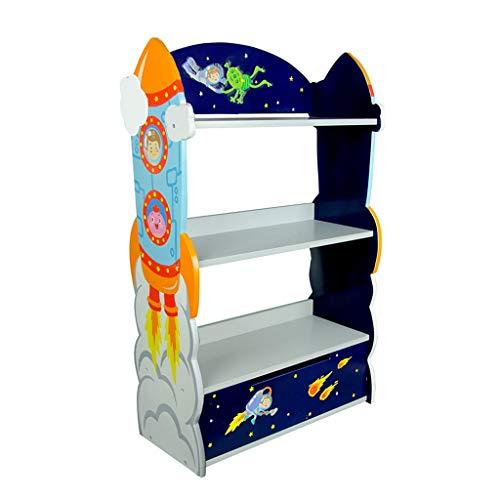 Amazon Com Bookshelf Bookcases Children S Wooden Rack