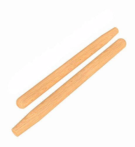 Bon 11-226 Handle, 12 x 7/8'', Tapered Wood