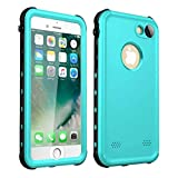 iPhone 7/iPhone 8 Waterproof Case(4.7'), iThrough Underwater Case for...