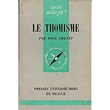 Le Thomisme