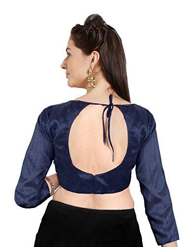 Xxx Mirchi Fashion Bleu Femme Chemisier large vg7IgwWq