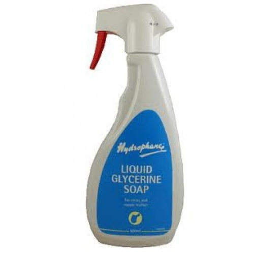 Hydrophane Liquid Glycerine Soap - 500ml - liquid version of saddle soap by William Hunter Equestrian (Image #1)